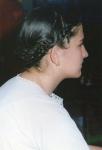 Povezivanje šamije i ostala ženska oglavlja