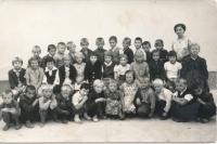 1966-1967 2.razred, Janja Deak