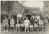1970.-1971., 6. razred, Antun Maričić