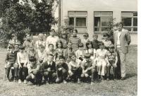 1972-1973., 4. razred, Šimo Vukasović