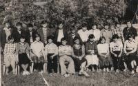 1978.-1979., 8. razred, Marija Dasović