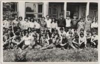 1981.-1982., 8. razred, Mato Jelušić